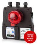 Kundo Co2 alarm unit 100db.