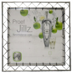 Huur backdrop logo Jillz