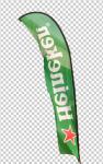 Huur Easyflag Heineken 4.4 meter