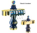 Tapzuil Postmix Pepsi Cola Classic 4, 6 of 8 smaken