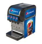 "Postmix Overcounter ""Joy 20"" 4 smaken Pepsi"