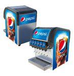 "Postmix Overcounter ""Joy 50"" 6 smaken Pepsi"