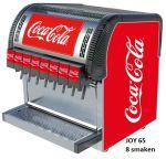 "Postmix Overcounter ""Joy 65"" (8 smaken) Coca Cola"