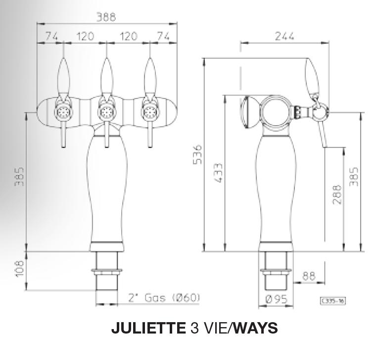 juliette 3 tekening
