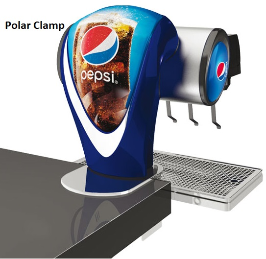 polar clamp pepsi