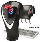 Tapzuil Postmix Pepsi Cola Polar Max