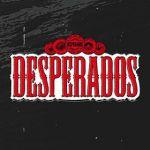 Huur backdrop logo Desperados