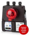 Kundo Co2 alarm unit AM 100db.