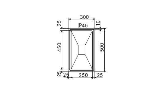 lekblad 300x500