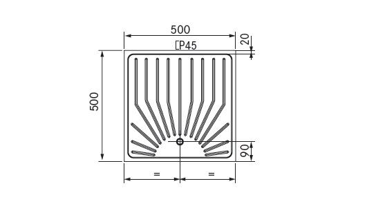 lekblad 500x500