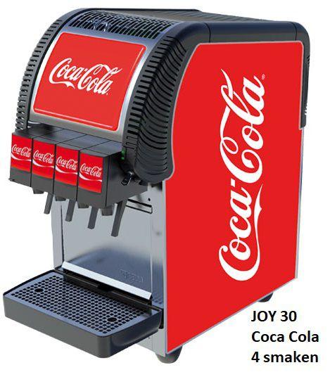 postmix overcounter joy 30 4 smaken coca cola