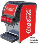 "Postmix Overcounter ""Joy 30"" 4 smaken Coca Cola"