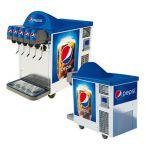 "Postmix Overcounter ""Polo"" 5 smaken Pepsi"