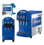 "Postmix Overcounter ""Smart"" 3 smaken Pepsi"