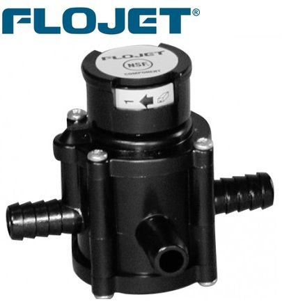 single transfer valve regular 38 95mm hose barb straight plastic