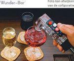 WBM-4-WD Wine Bargun - Four Buttons - 90 cm